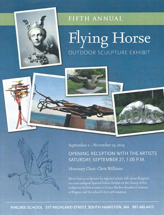 the annual outdoor art exhibit celebrating